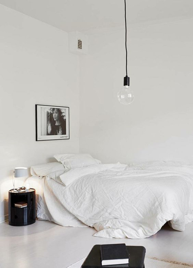 artistic-minimal-bedroom