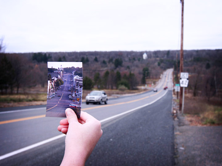 centralia-then-and-now